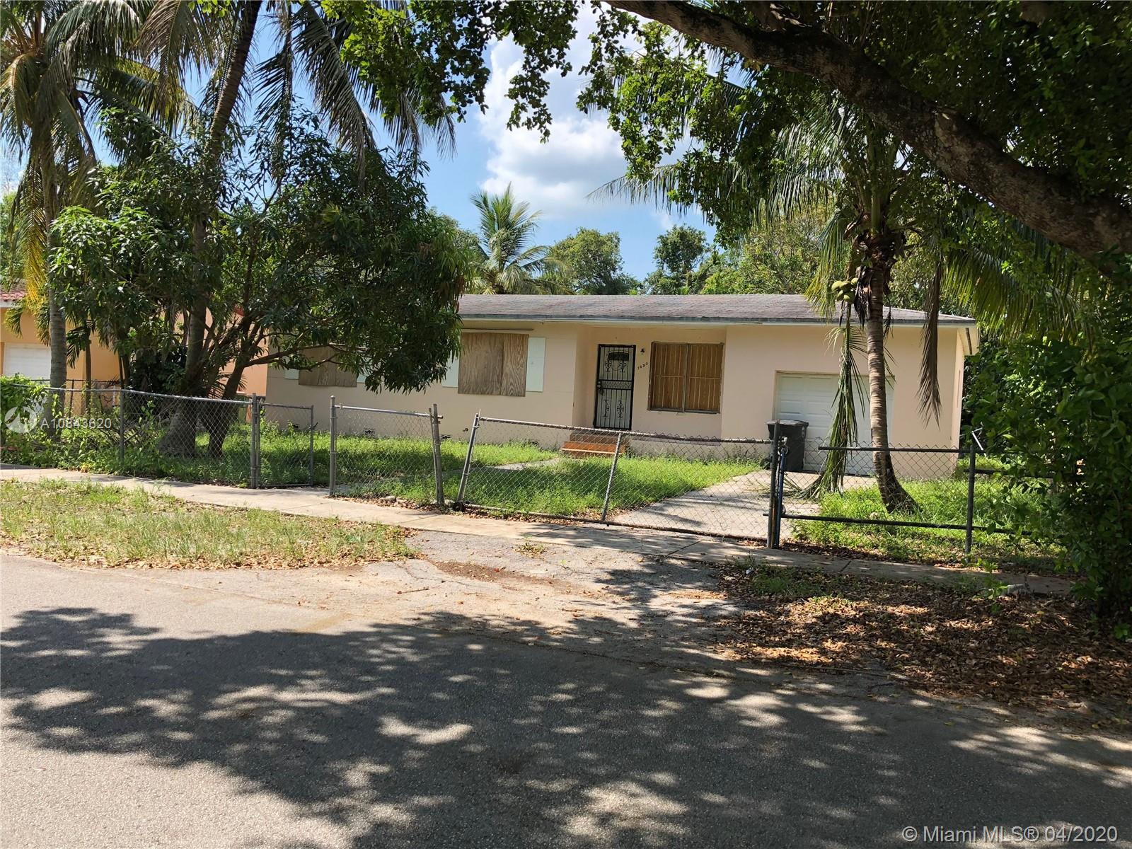 1020 NE 128th St  For Sale A10843620, FL