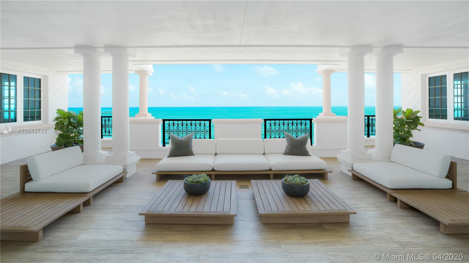 7764  Fisher Island Dr #7764 For Sale A10843733, FL