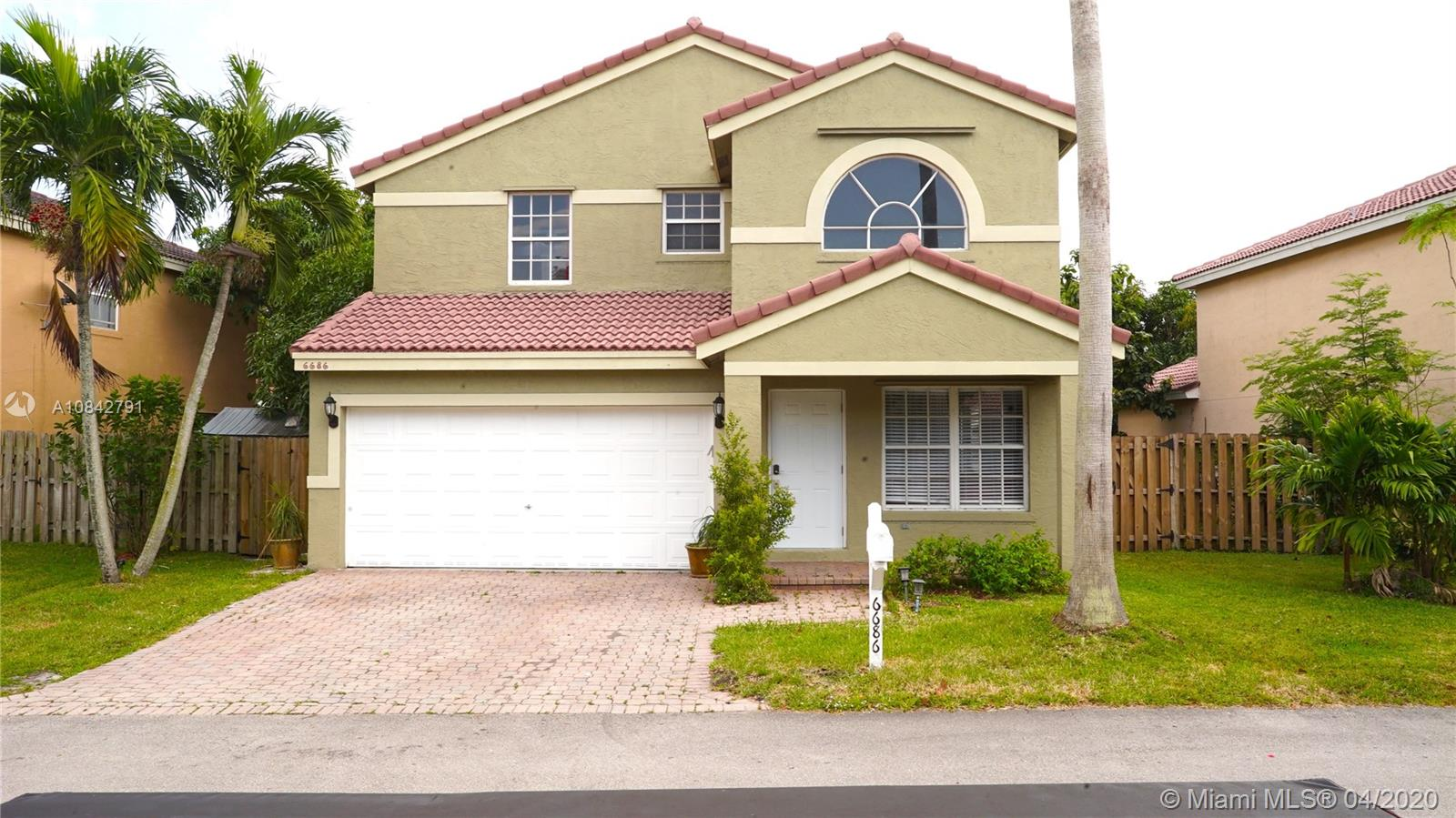6686 Saltaire Terrace, Margate, FL 33063