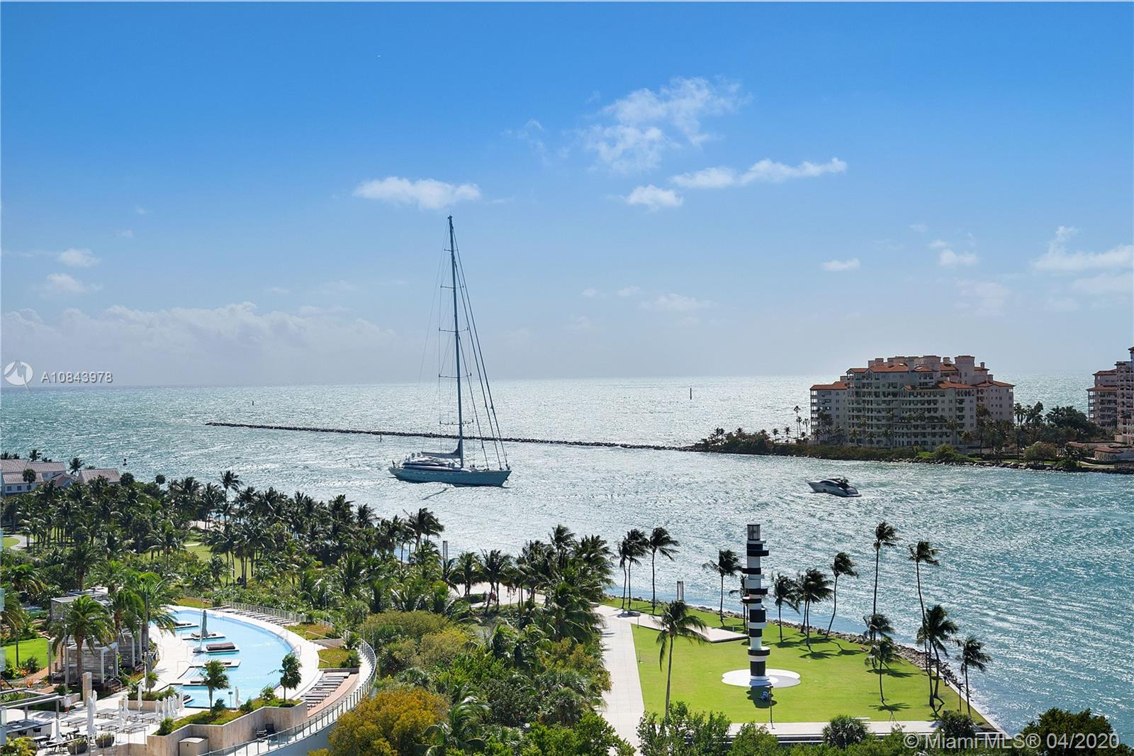 1000 S Pointe Dr #1104 For Sale A10843978, FL