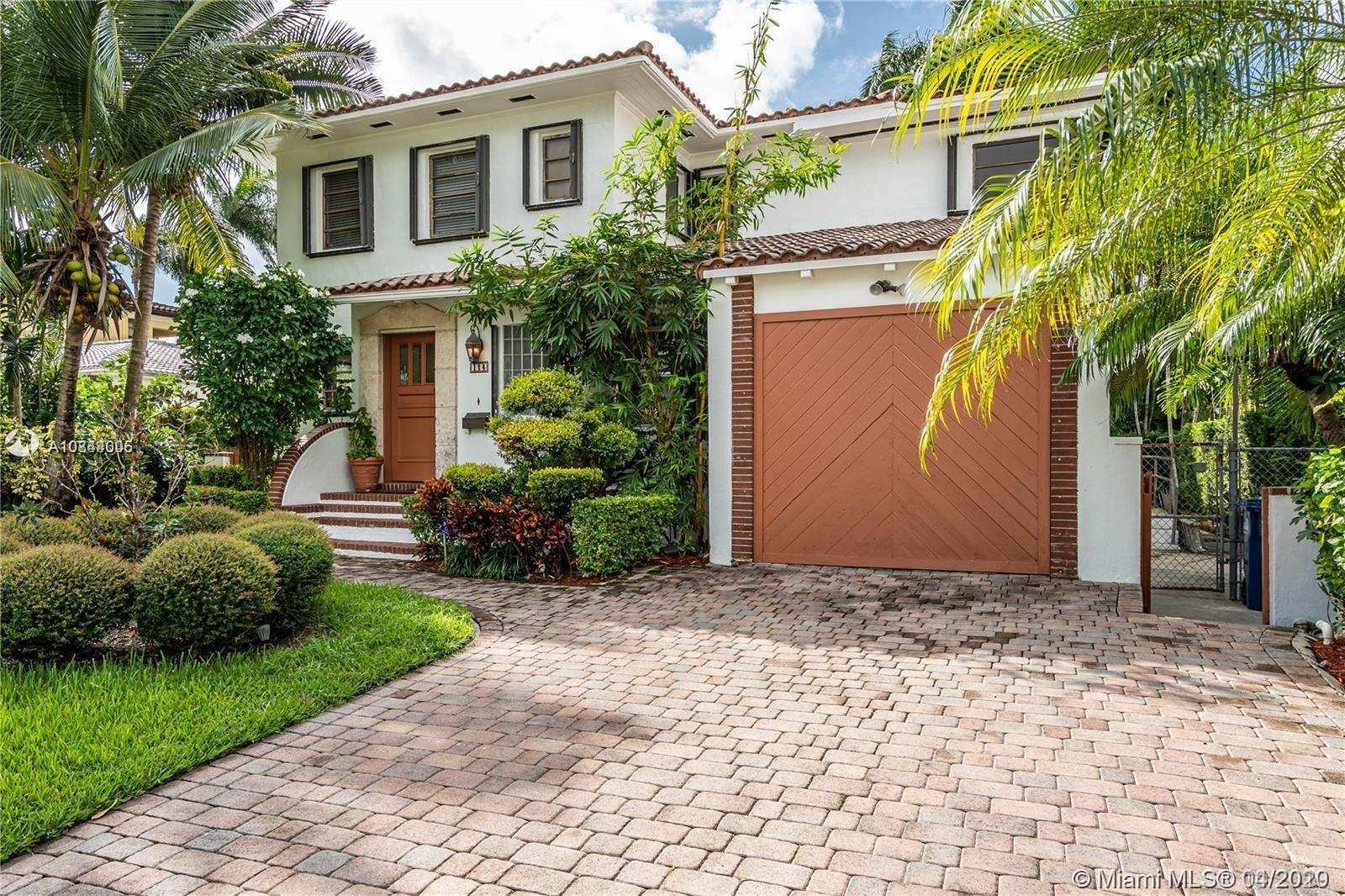 114  2nd San Marino Ter  For Sale A10844005, FL
