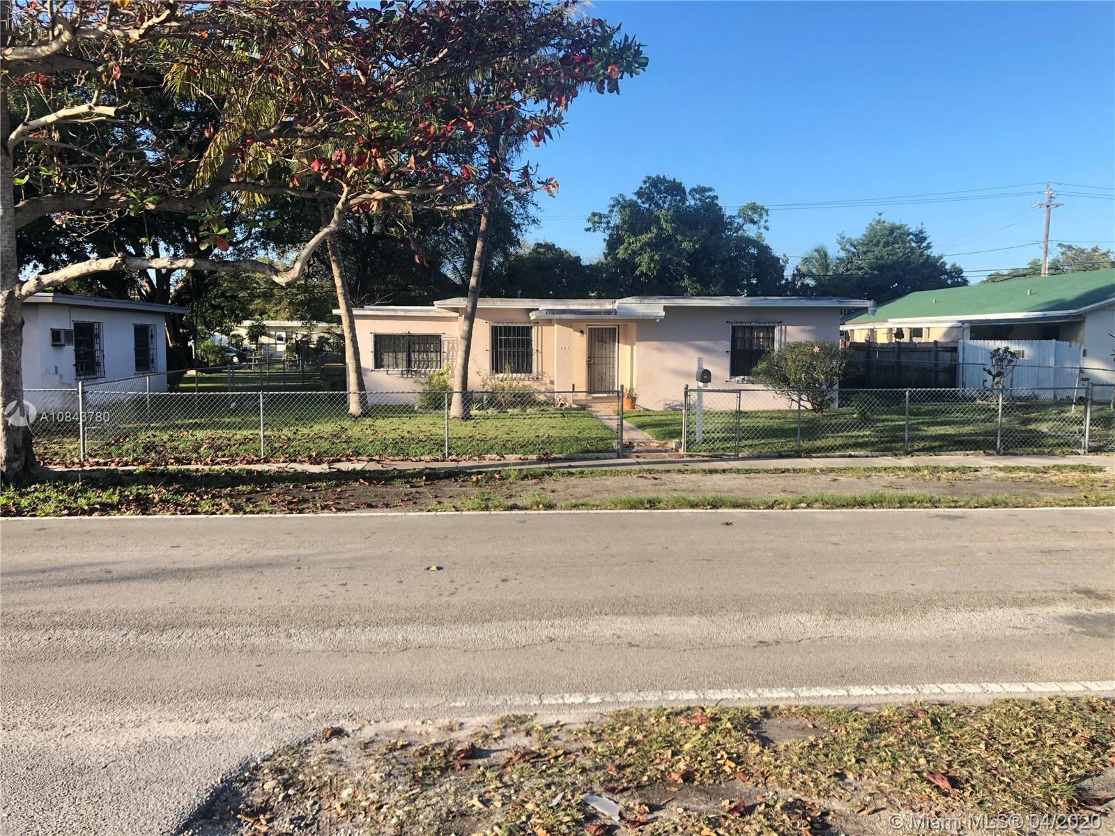 771 NE 142nd St  For Sale A10843780, FL