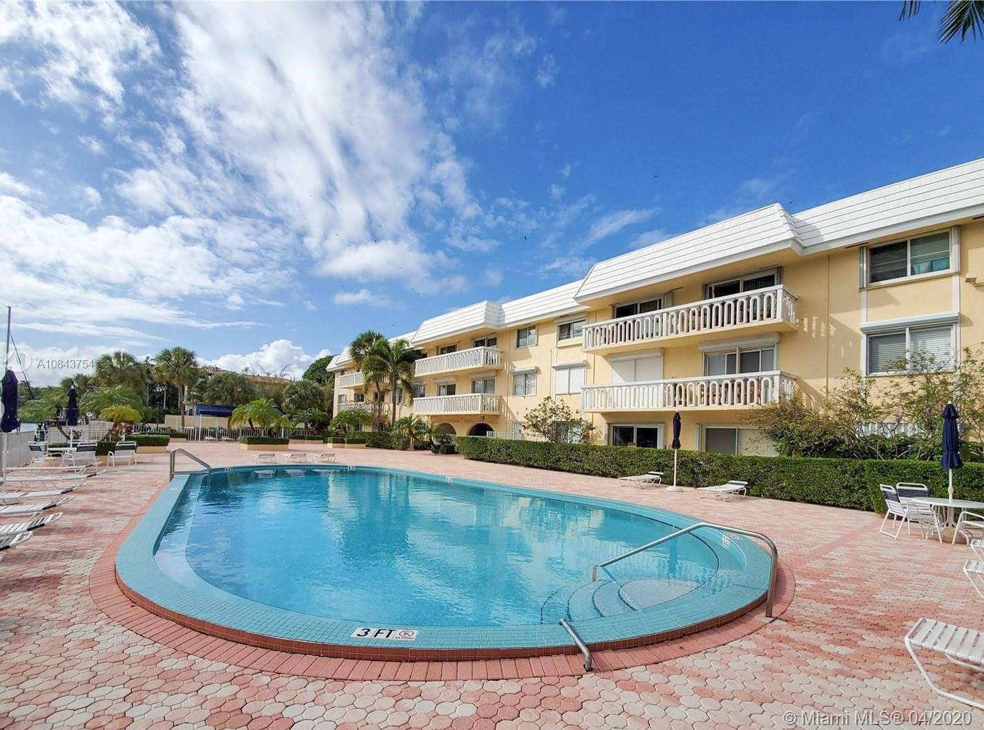 100  Edgewater Dr #136 For Sale A10843754, FL