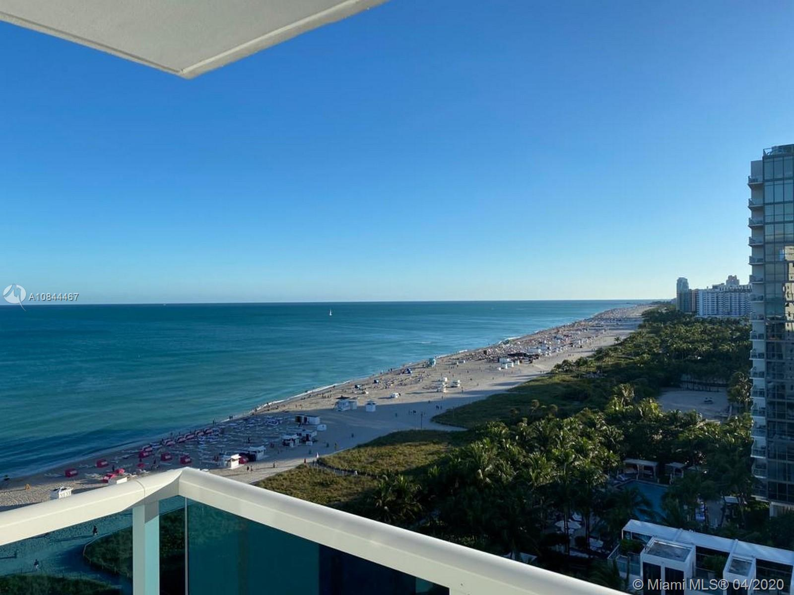 2301  Collins Ave #1409 For Sale A10844467, FL