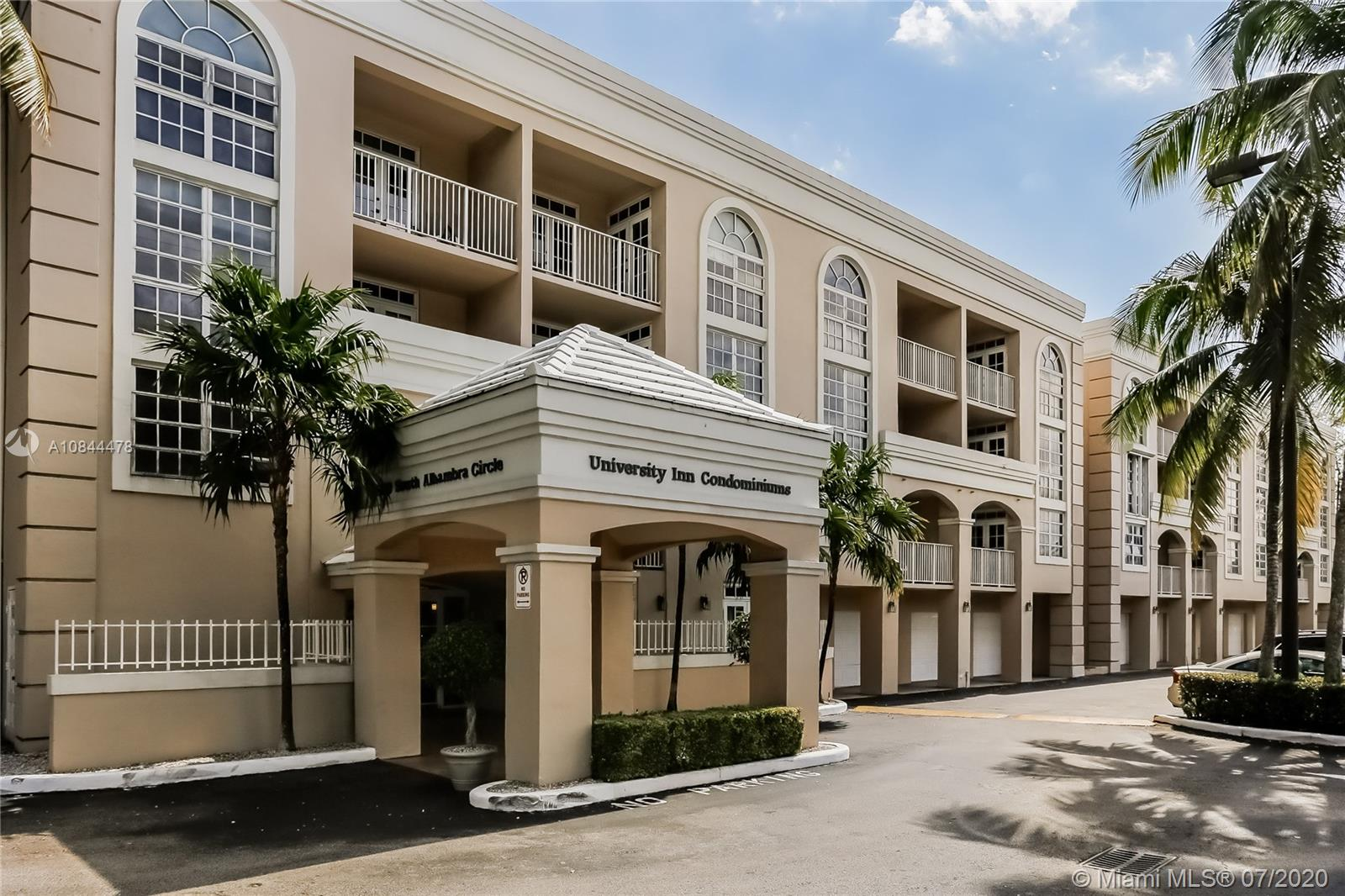 1280 S Alhambra Cir #2207 For Sale A10844478, FL