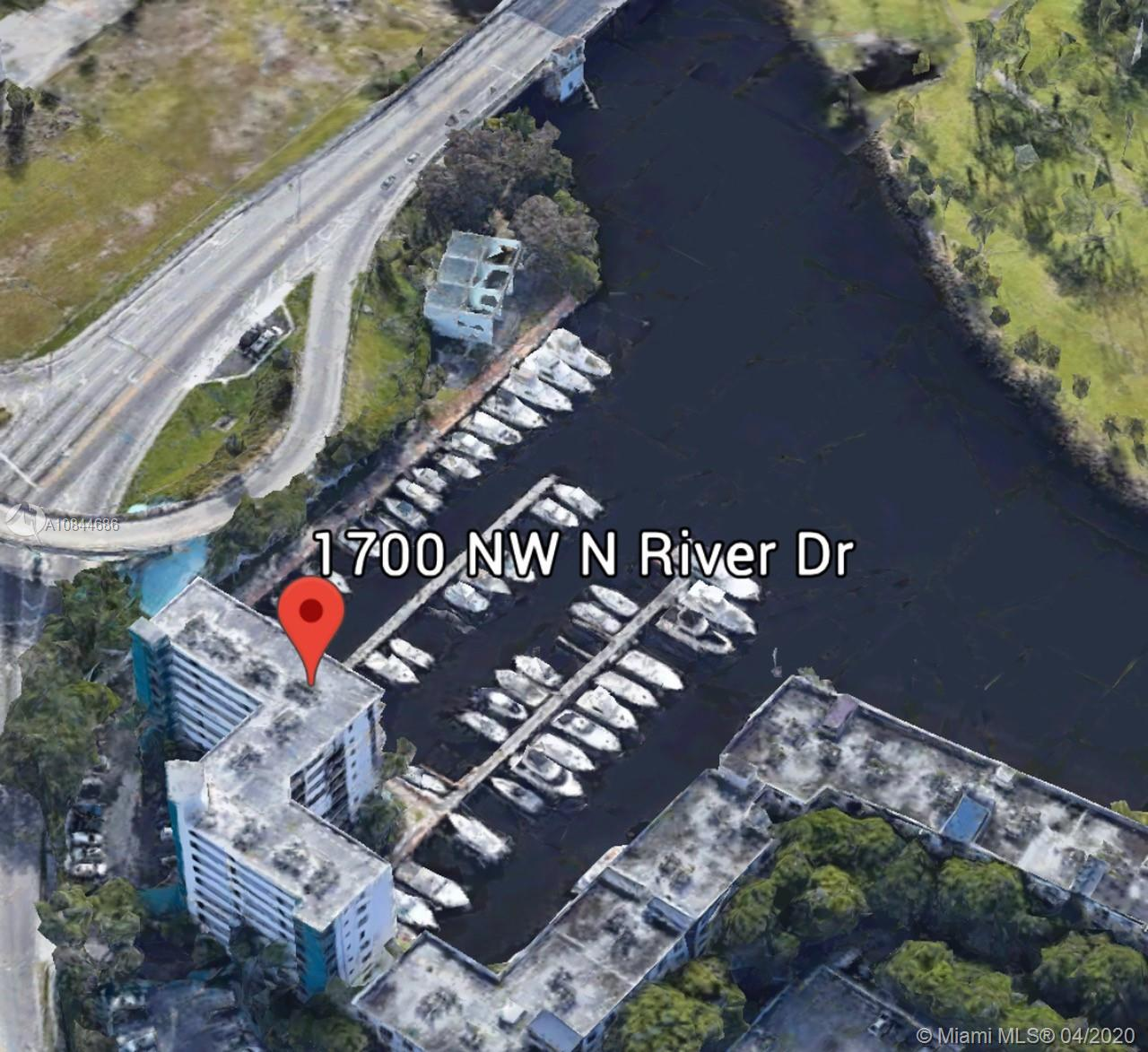1700 NW North River Dr - Slip 69  For Sale A10844686, FL