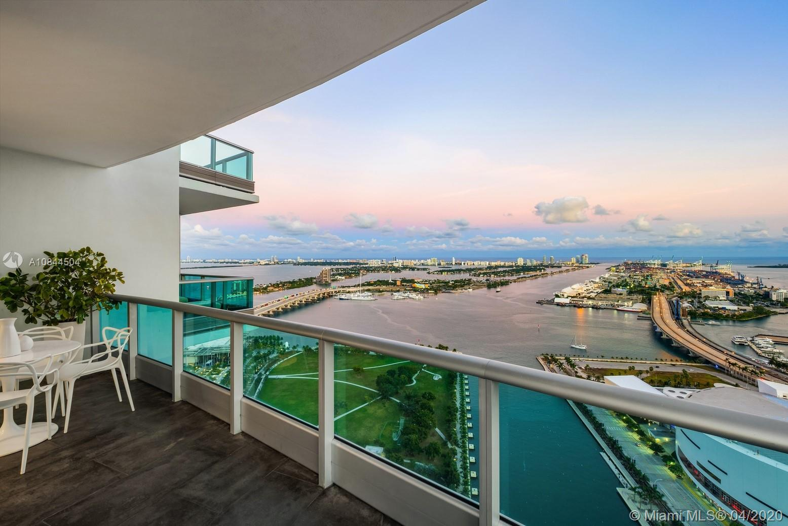 900  Biscayne Blvd #4601 For Sale A10844504, FL