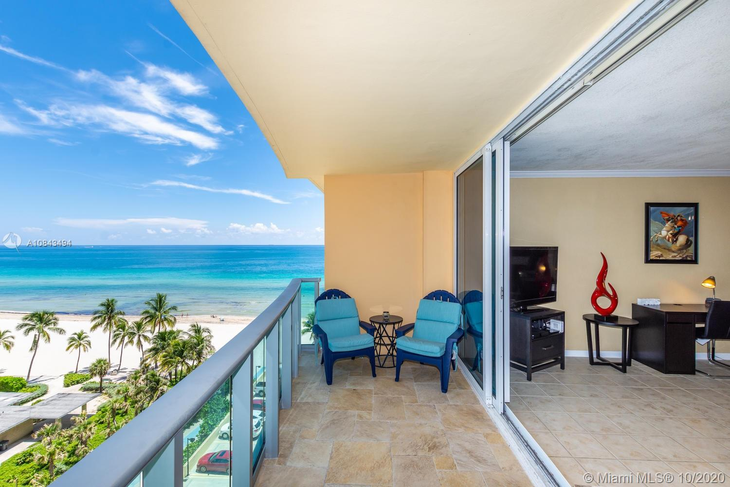 2501 S Ocean Dr #905  available For Sale A10843494, FL