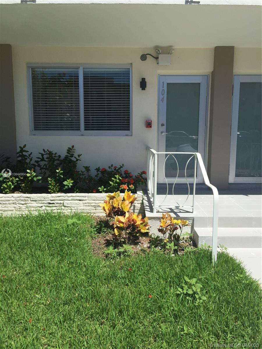 1601  Meridian Ave #104 For Sale A10844964, FL