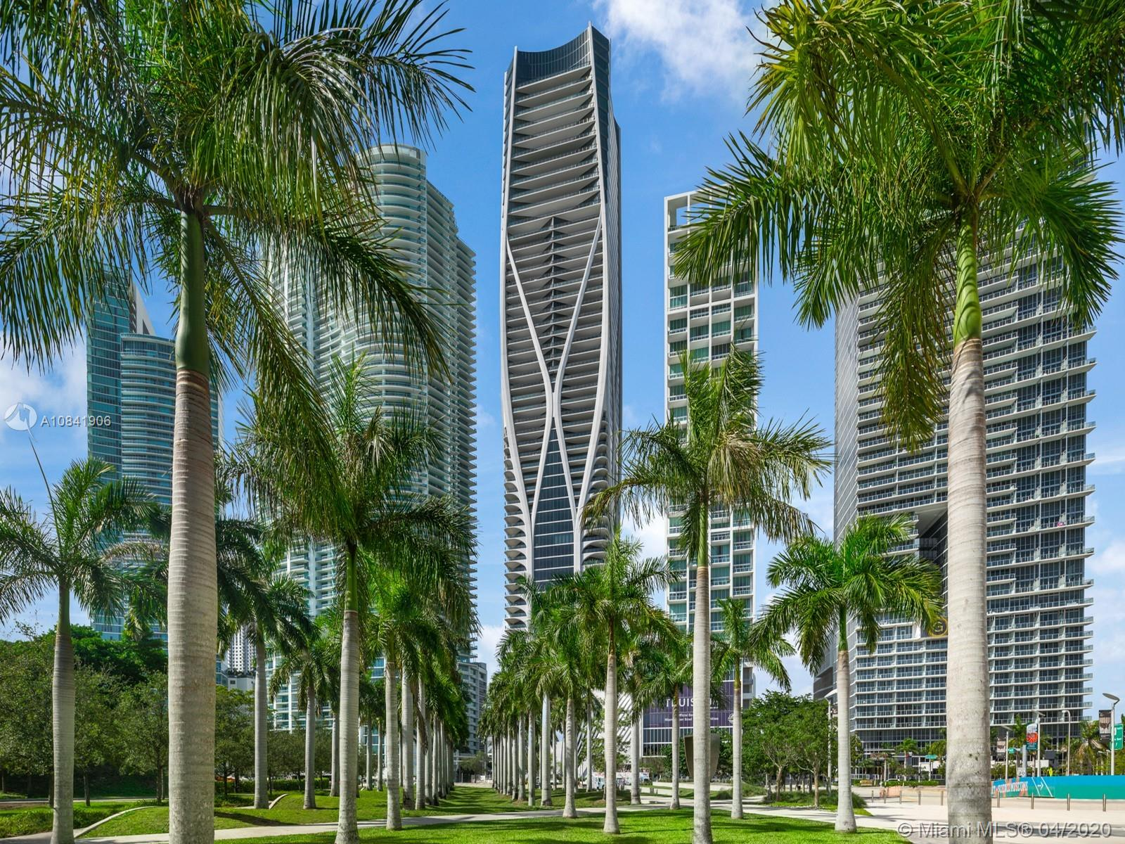 1000  Biscayne Blvd #5501 For Sale A10841906, FL
