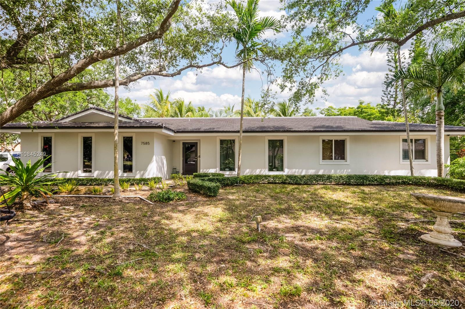 7585 SW 163rd St  For Sale A10845249, FL