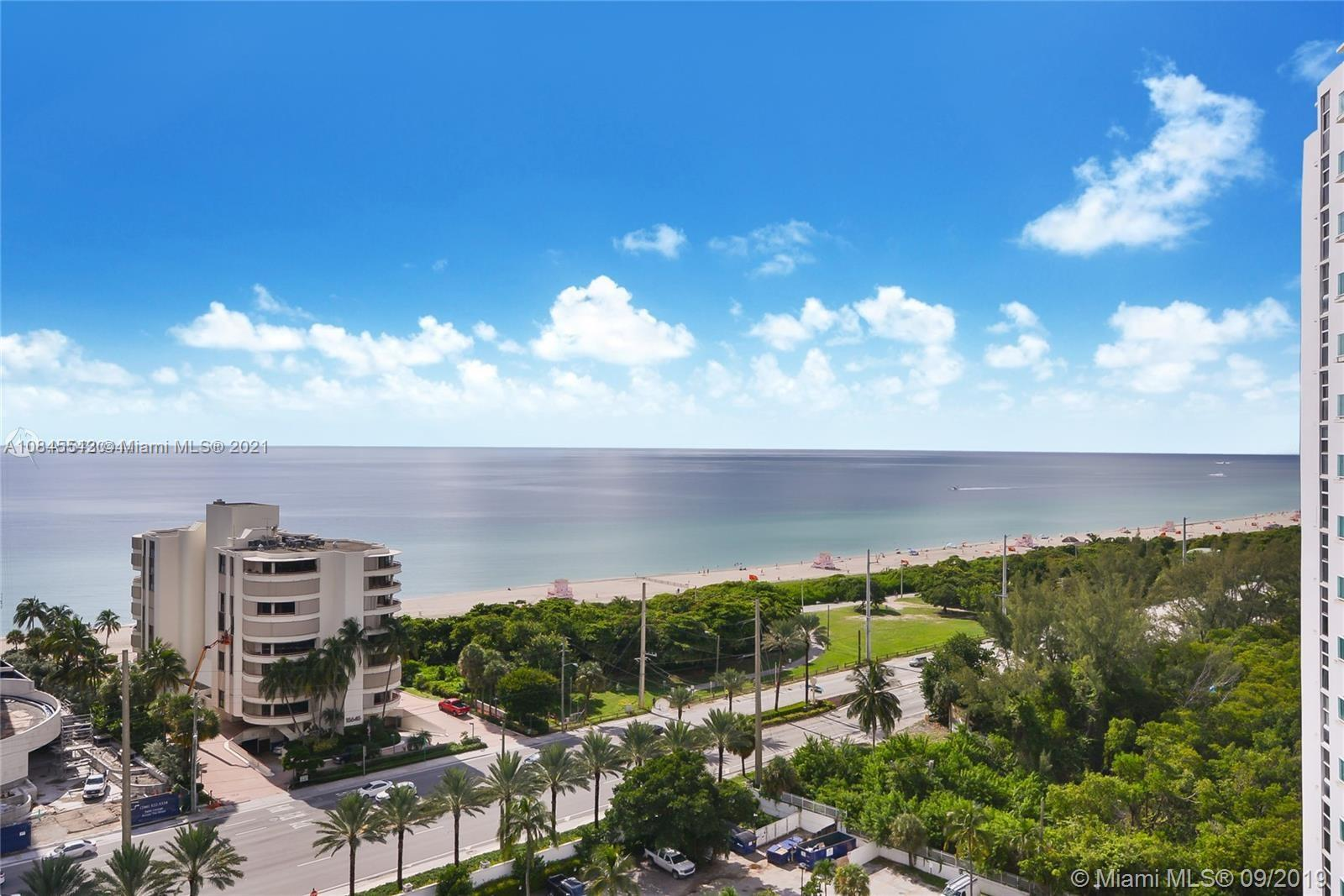 100  Bayview Dr #1209 For Sale A10845542, FL