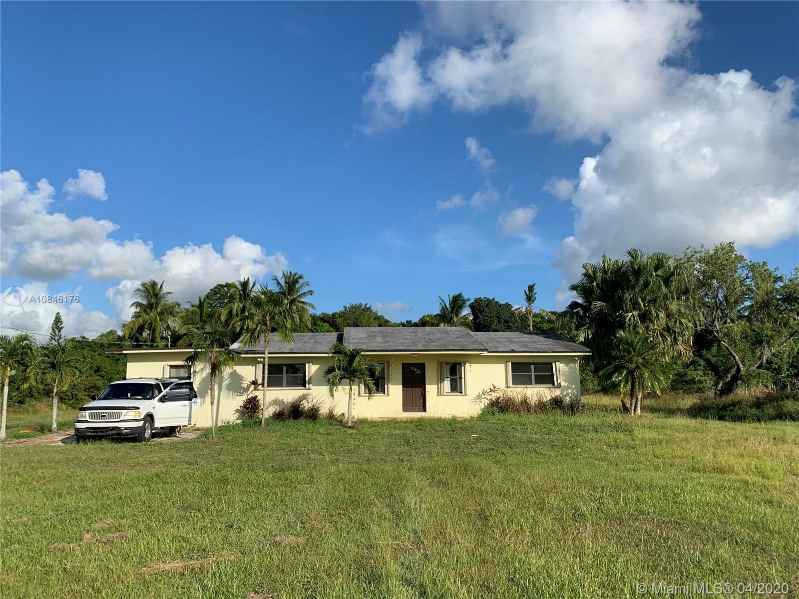 25055 SW 209th Ave  For Sale A10846176, FL