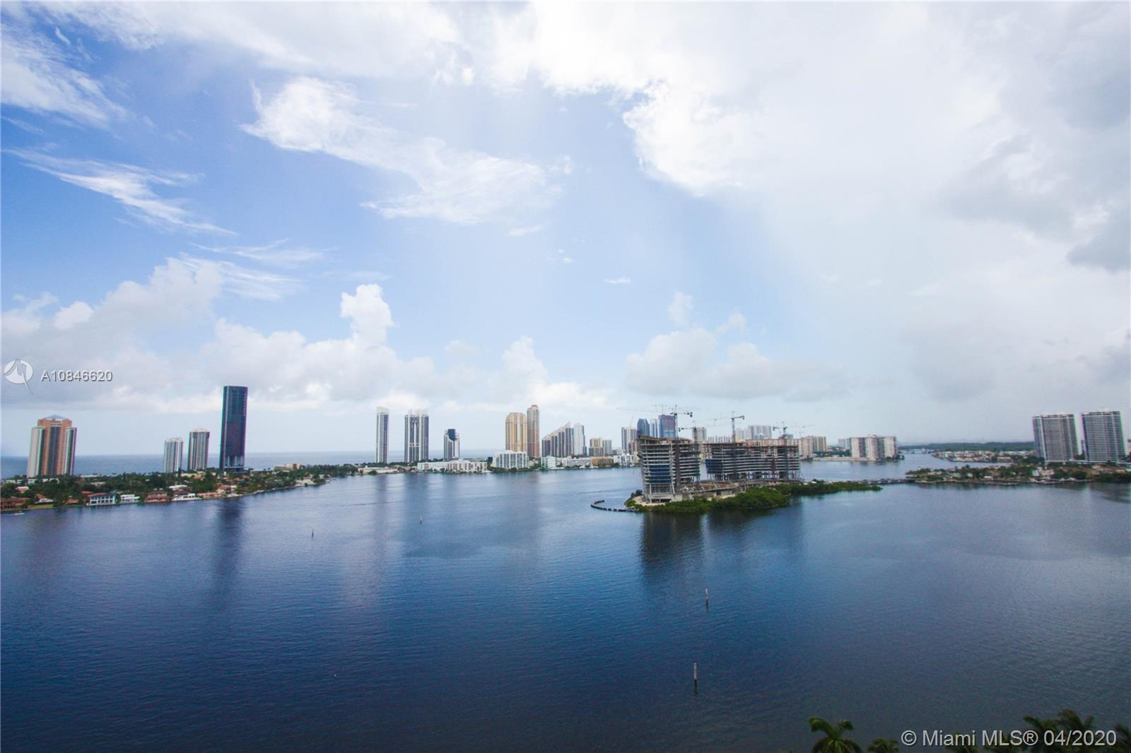 GORGEOUS UPPER PENTHOUSE (20th FLOOR) IN AVENTURA, COMPLETELY RENOVATED FOR YOUR PICKIEST CLIENT. SPACIOUS 3 BEDROOMS, 3.5 BATHS. TOP OF THE LINE FINISHES, GRANITE COUNTERTOPS, ITALIAN KITCHEN WITH A SEPARATE DINING AREA. BREATHTAKING OCEAN, BAY AND CITY VIEW. LOCATED AT THE HEART OF AVENTURA, CLOSE TO FOUNDERS PARK,AVENTURA MALL, RESTAURANTS, A+ SCHOOLS, SYNAGOGUE ,BEACH. GREAT CONDO-HAS A PRIVATE MARINA, TENNIS COURTS, POOLS, GYM, SAUNA, LIBRARY, PLAYROOM AND MORE.