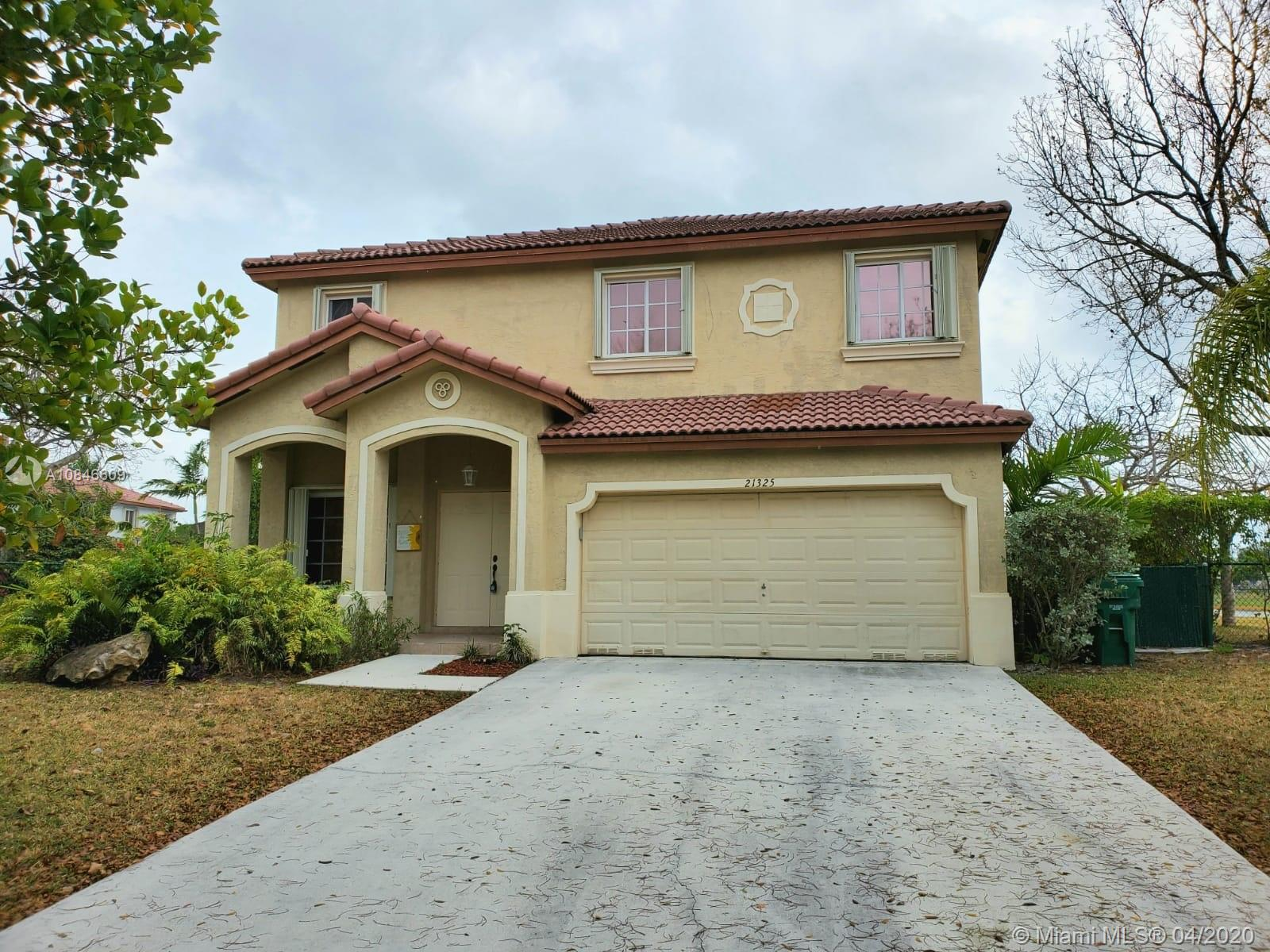 21325 SW 89th Place  For Sale A10846609, FL
