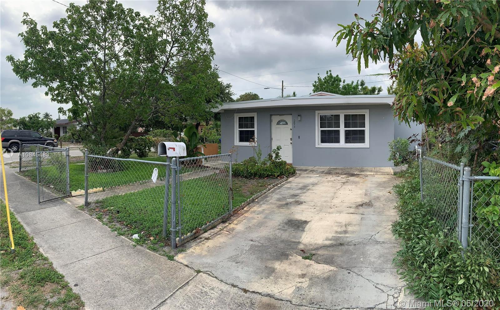 298 NE 174th St  For Sale A10845483, FL