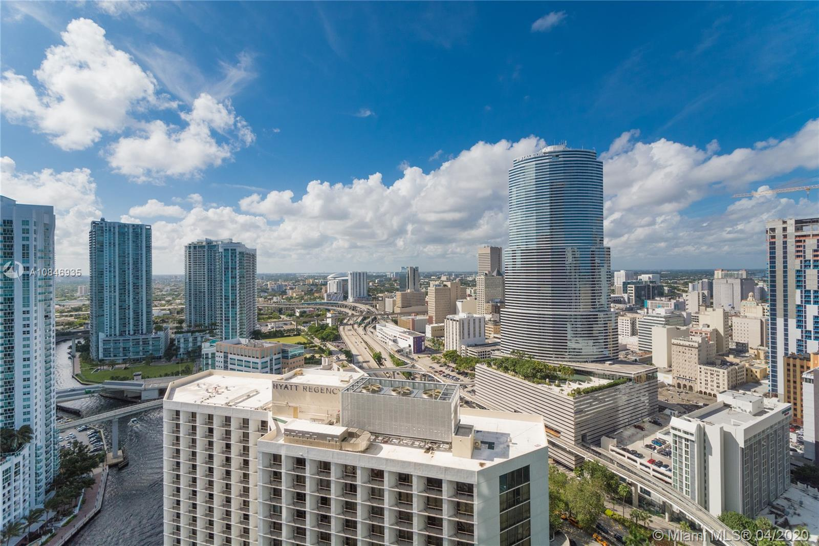 200  Biscayne Boulevard Way #3414 For Sale A10846935, FL