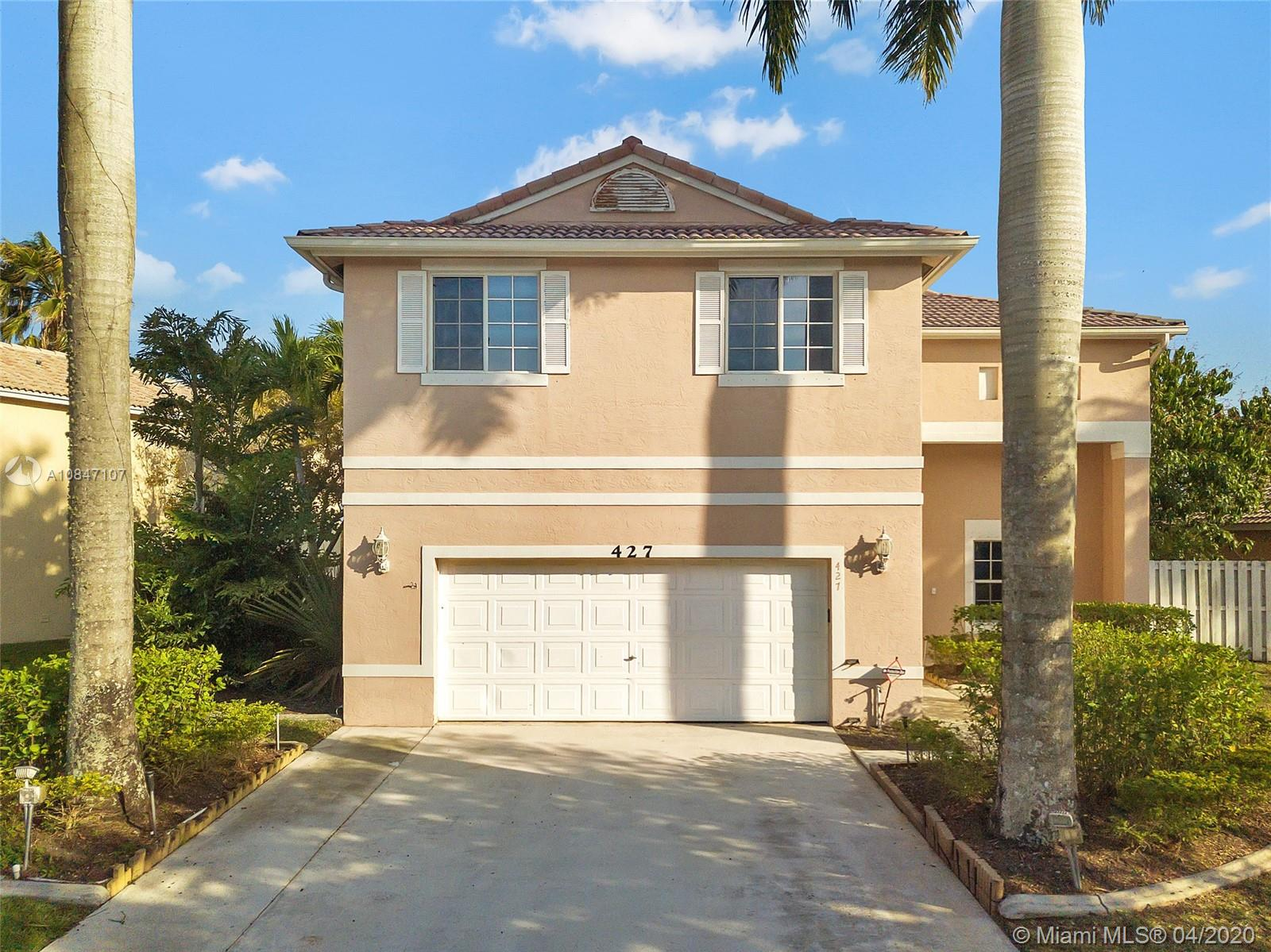 427 SW 191st Ter  For Sale A10847107, FL