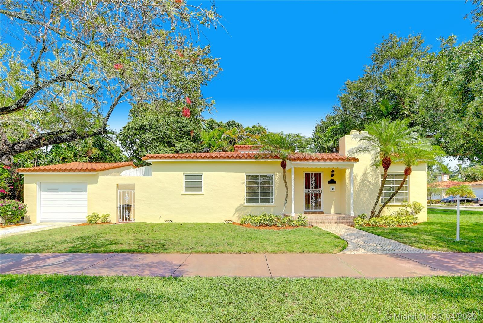 3513  Salzedo St.  For Sale A10847556, FL