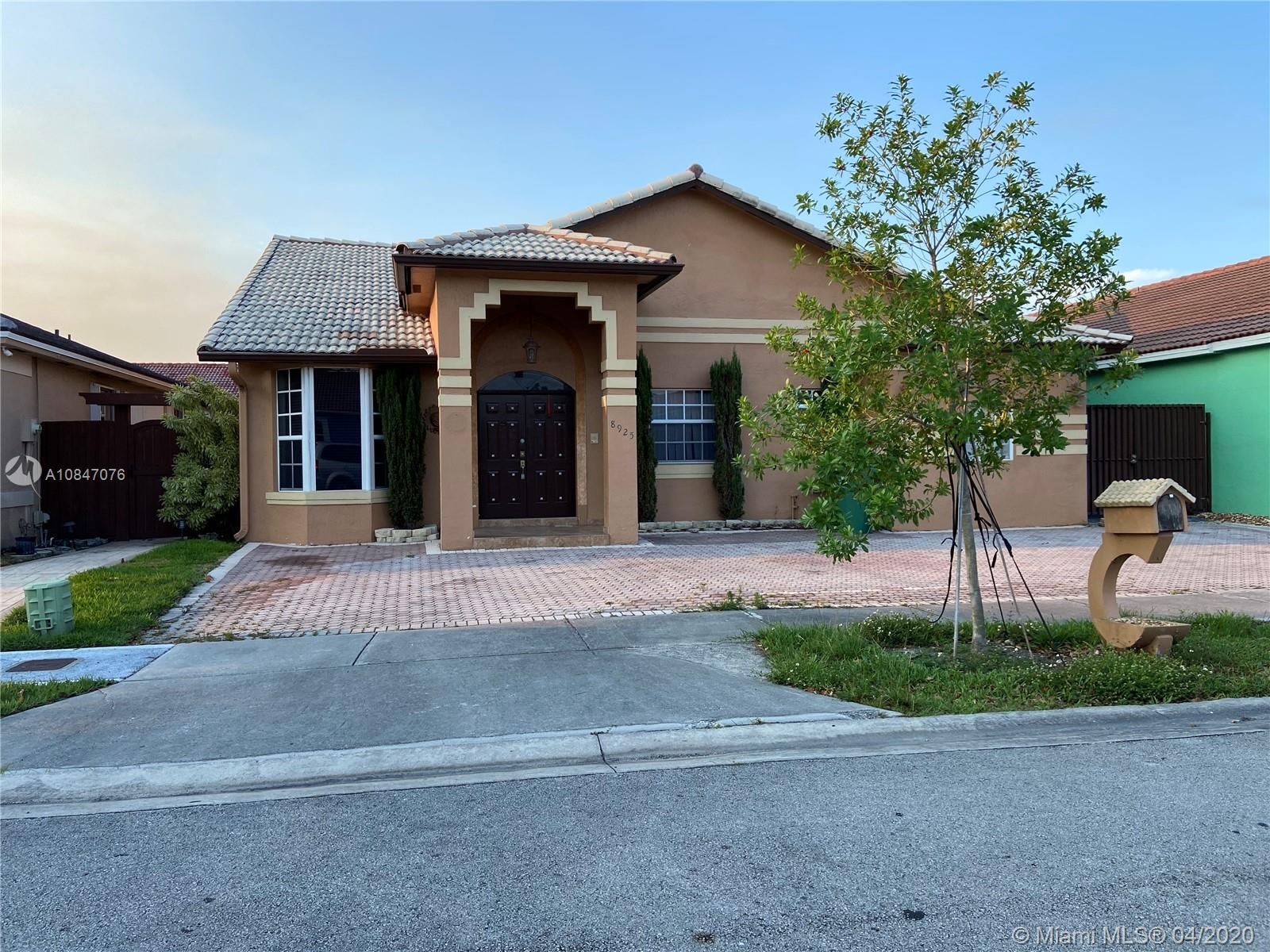8925 NW 148th St  For Sale A10847076, FL