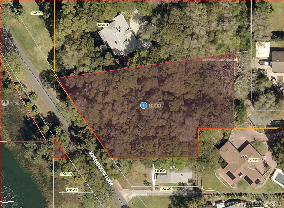 East Crooked Lake Dr  For Sale A10847616, FL