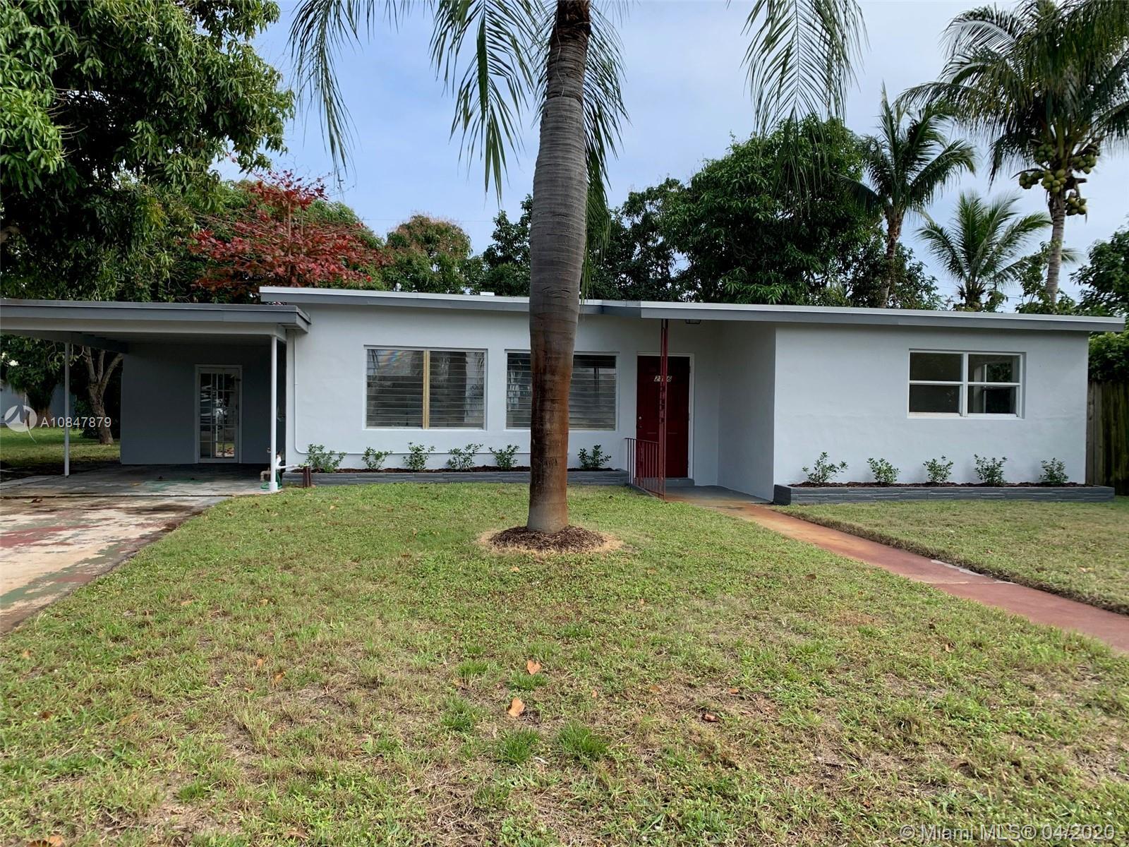 2316 NE 4th Ct  For Sale A10847879, FL