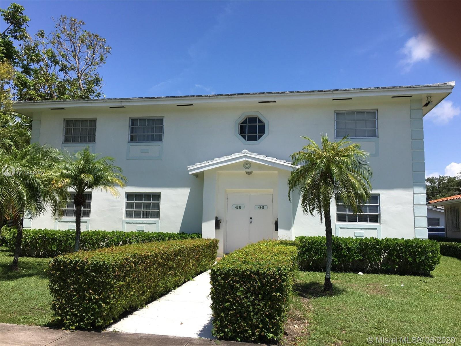 4831  Ponce De Leon Blvd #4831 For Sale A10848067, FL