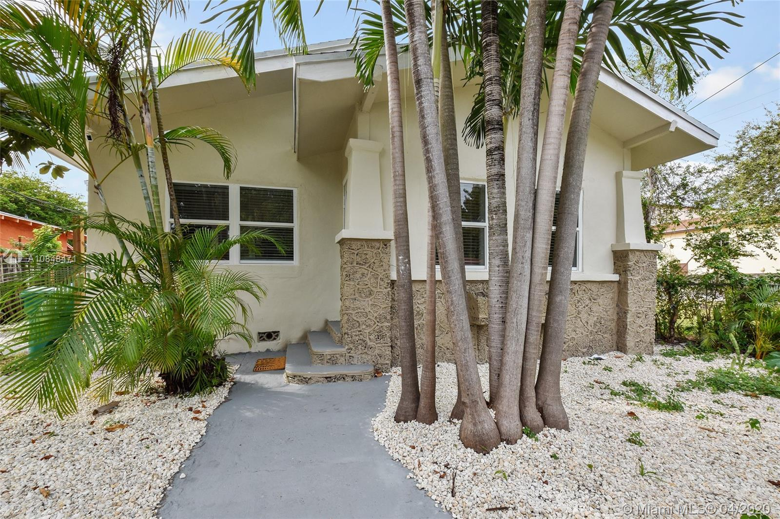 4508 NW 1st. Avenue  For Sale A10848471, FL