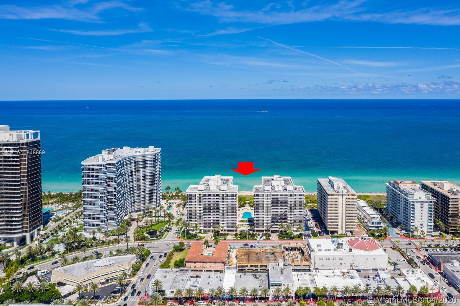 9559  Collins Ave #S8-C For Sale A10848669, FL