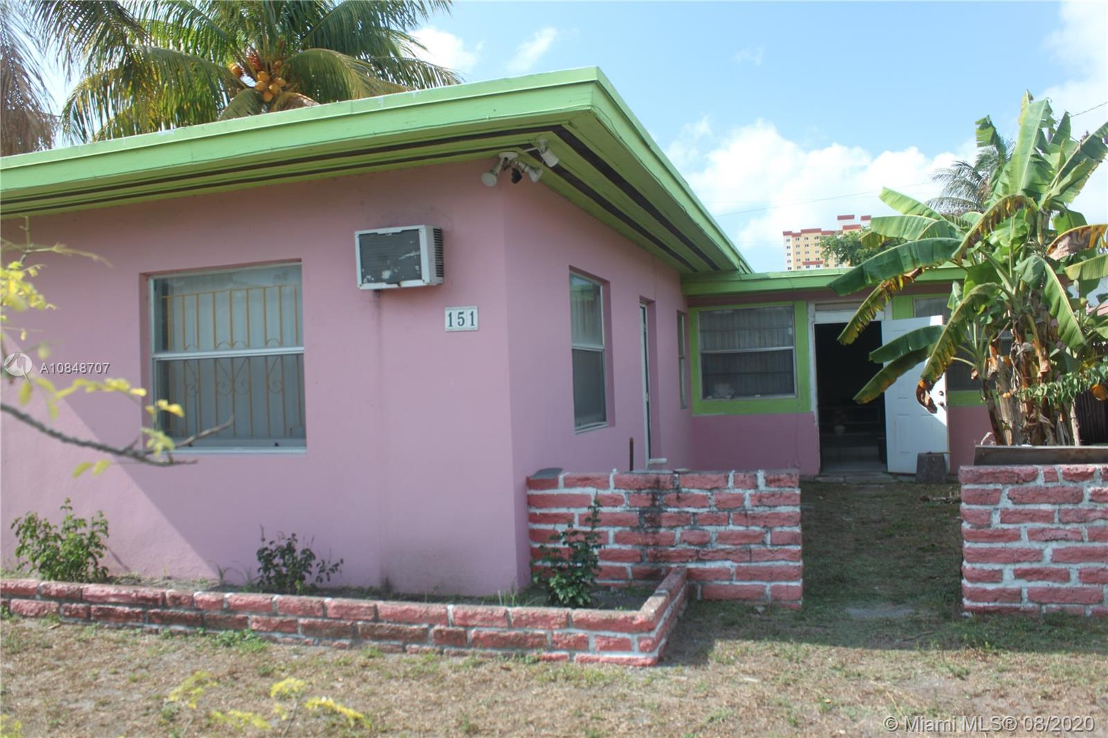 151 NE 75th St  For Sale A10848707, FL