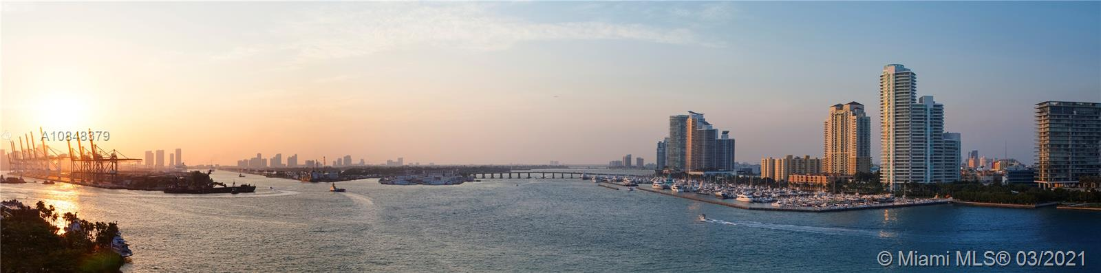 6832  Fisher Island Drive #6832 For Sale A10848379, FL