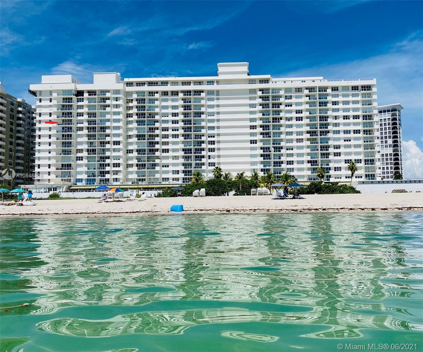 5601  Collins Ave #1212 For Sale A10848849, FL