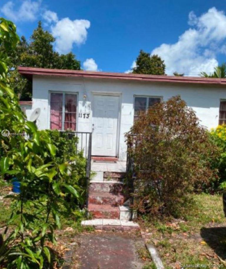 1173 NE 160th Ter  For Sale A10848981, FL