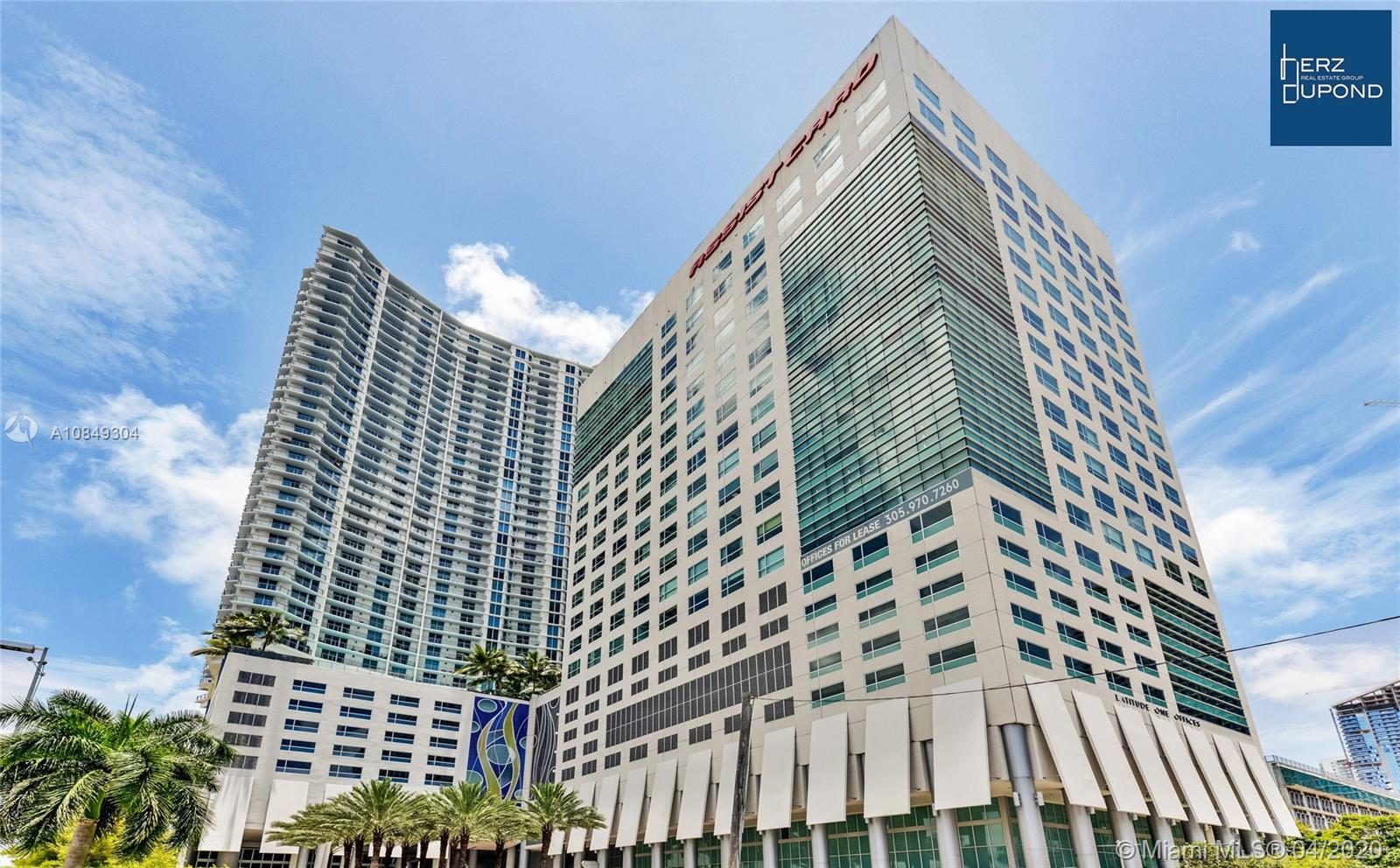 175 SW 7th St #2310/2311 For Sale A10849304, FL