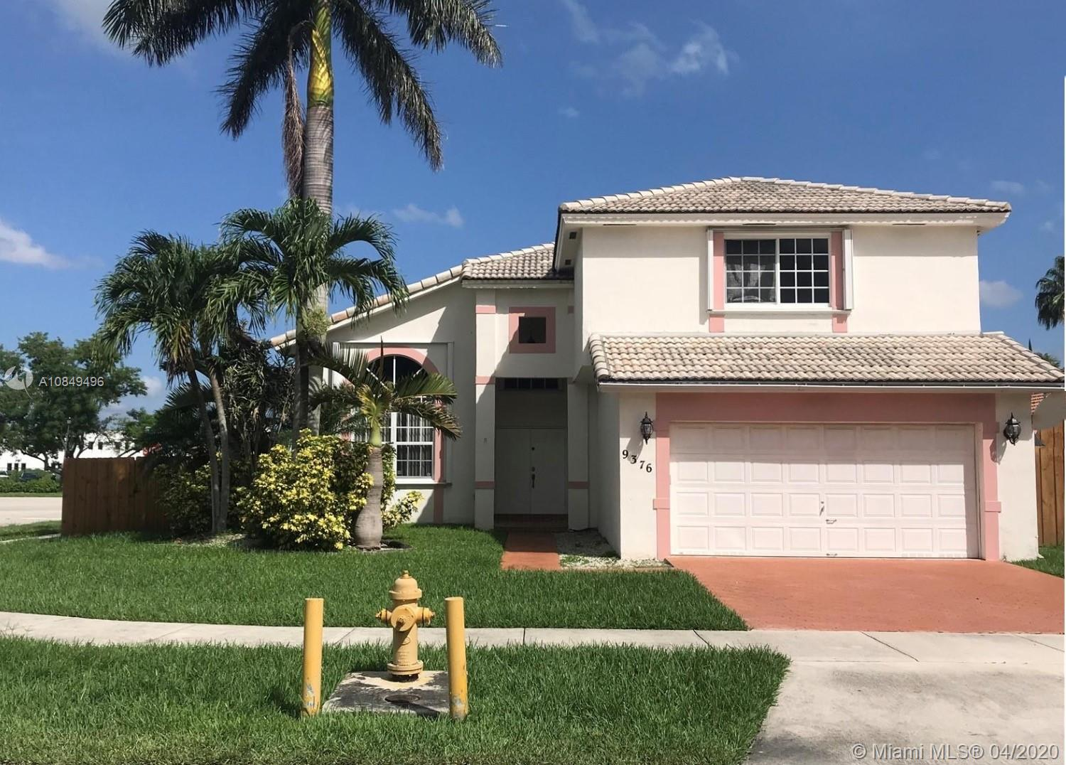 9376 SW 166 CT  For Sale A10849496, FL