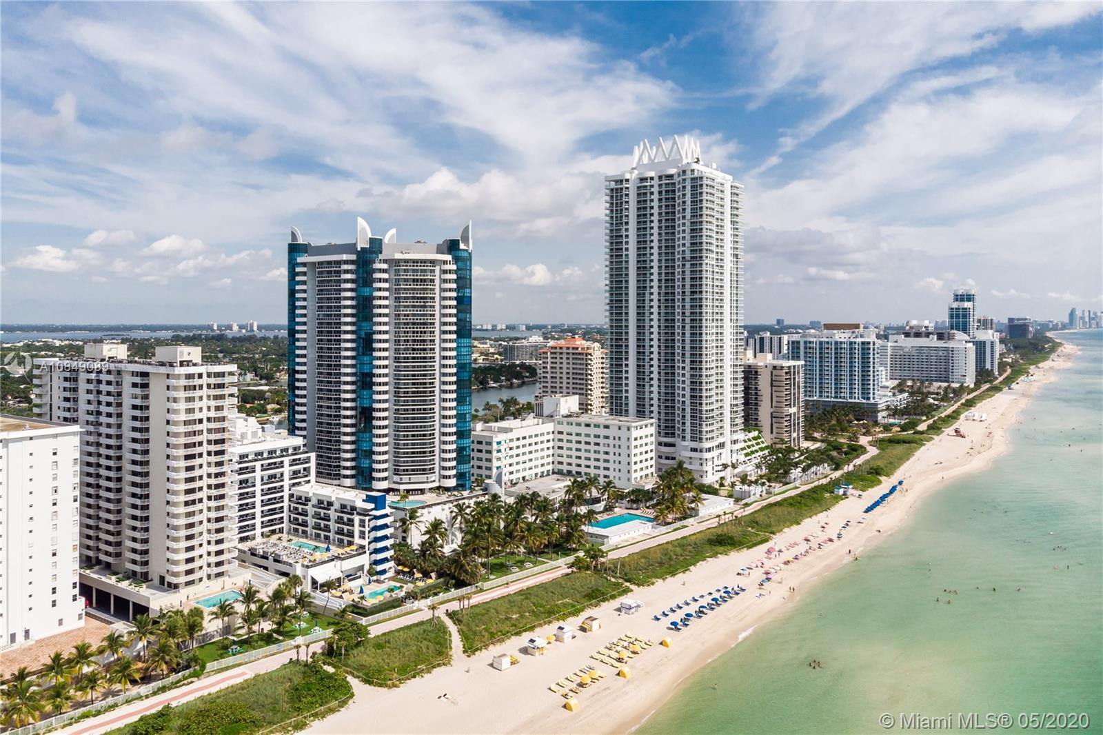 6301  Collins Ave #1207 For Sale A10849089, FL