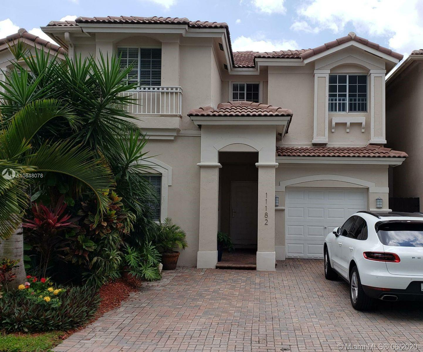 11182 NW 73rd Ter  For Sale A10848078, FL