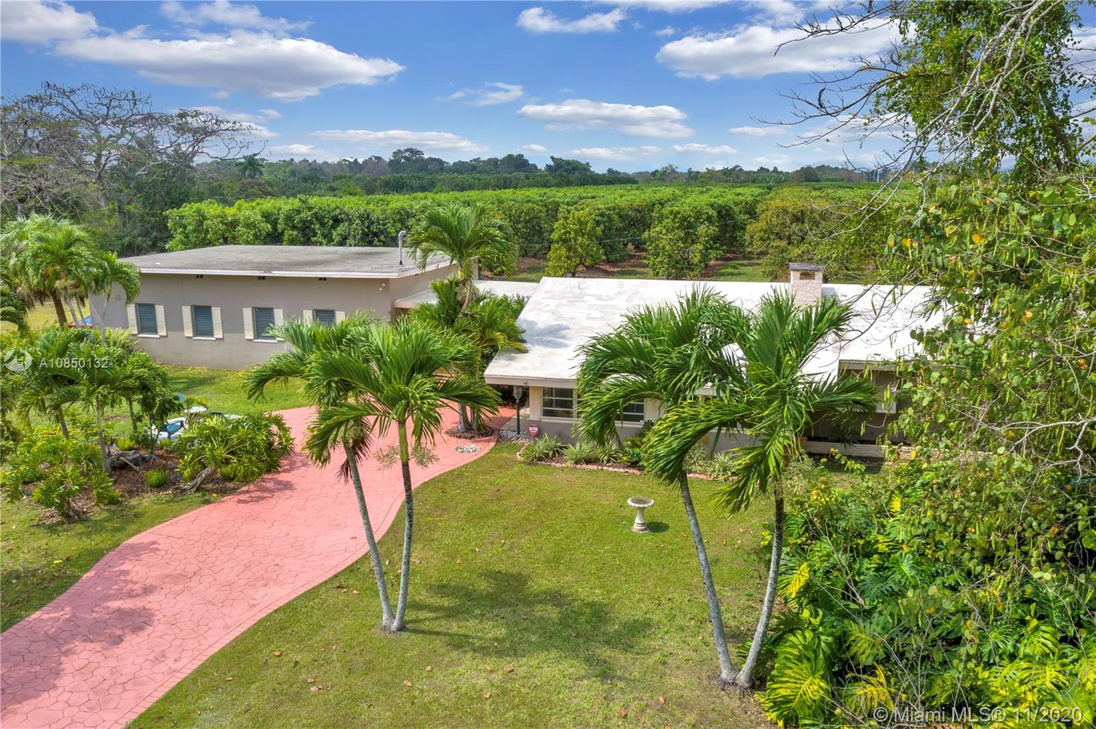 14701 SW 232nd St  For Sale A10850132, FL