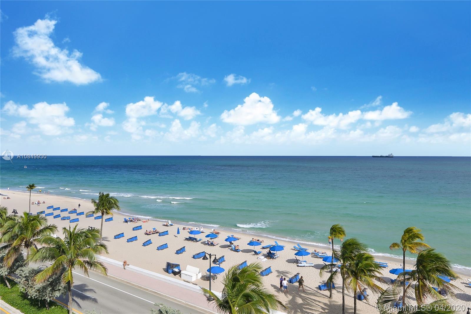 505 N Fort Lauderdale Beach Blvd #224 For Sale A10849930, FL