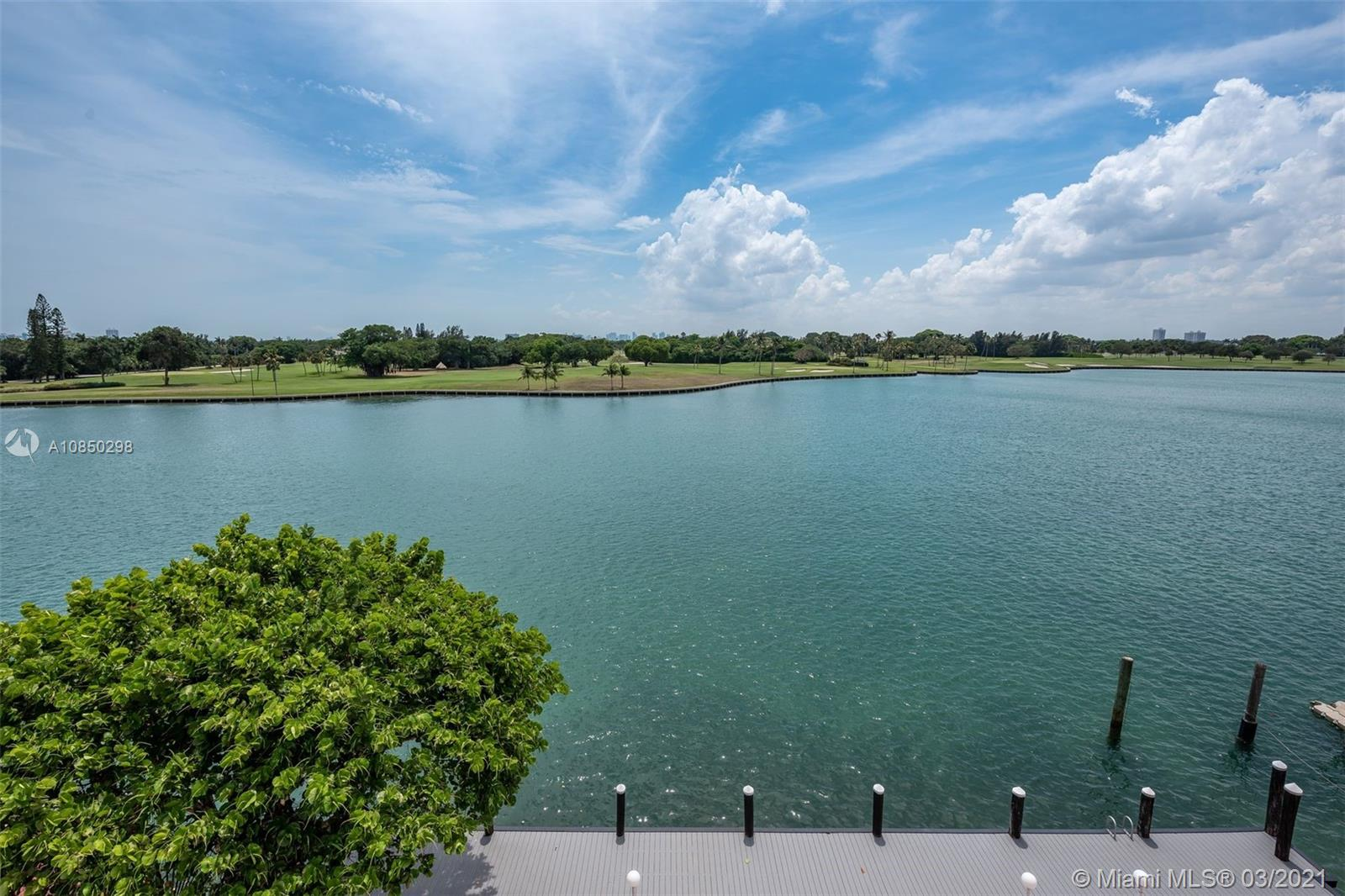 The views from this fully updated 2 BR/2 BA turnkey apartment will leave you speechless. From your bayfront balcony you can enjoy watching marine life in the bay, the serene beauty and vegetation of prestigious Indian Creek Island, and the Miami skyline. The unit features 1630 sf of interior living space, impact windows, Toto toilets, abundant closet space, tankless water-heater, video surveillance system, ventless washer/dryer, and a separate storage unit.  The boutique waterfront condominium with pool and boat slips is one of Bay Harbor Islands true gems. One of Miami's few walking neighborhoods with A-rated K-8th grade school, 15 min. to Bal Harbour Shops and the beach, local shops, restaurants and houses of worship. Ranked 11th amongst the SafeWise 20 Safest Cities in Florida.