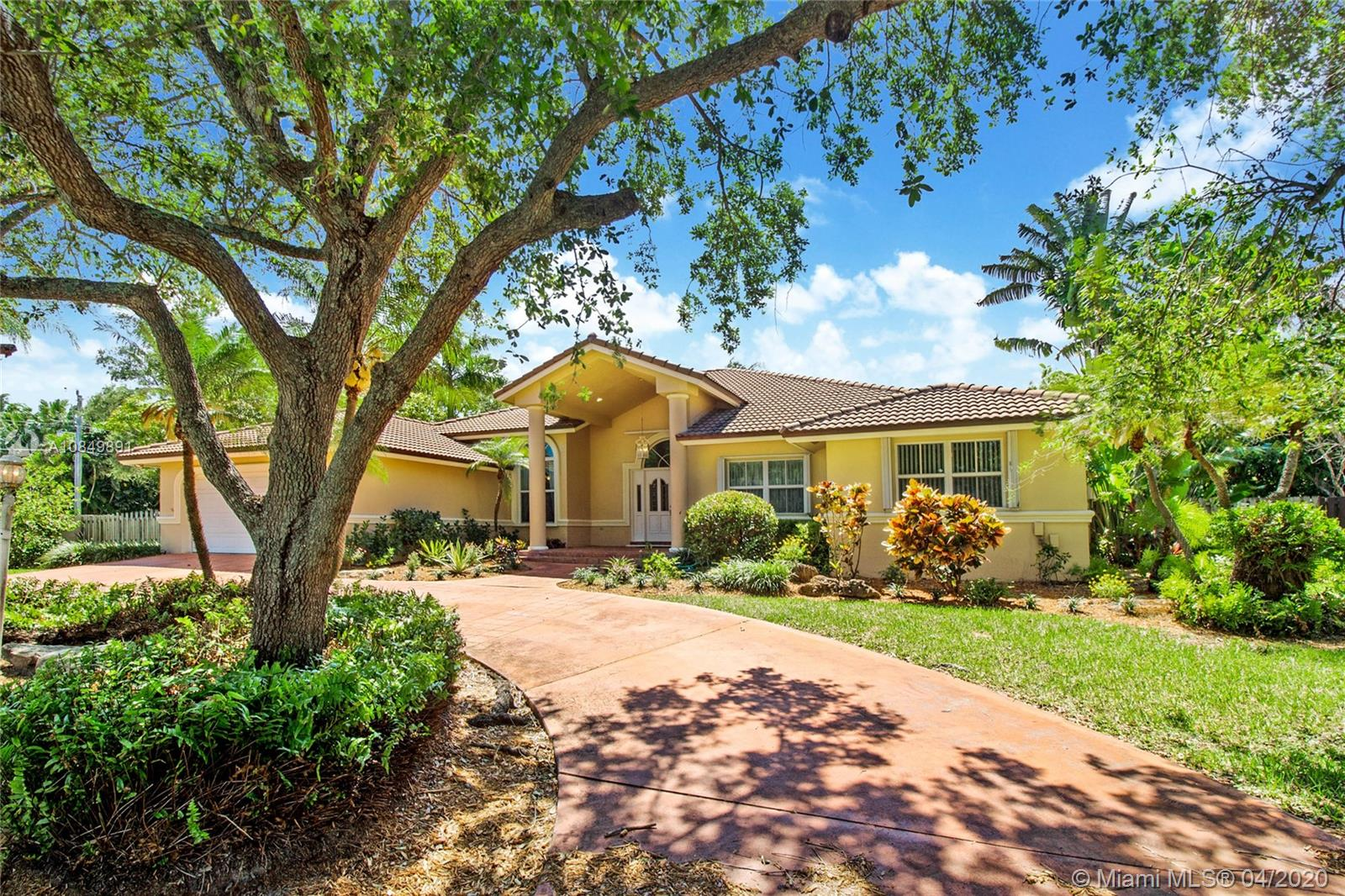 16782 SW 78th Ct  For Sale A10849891, FL