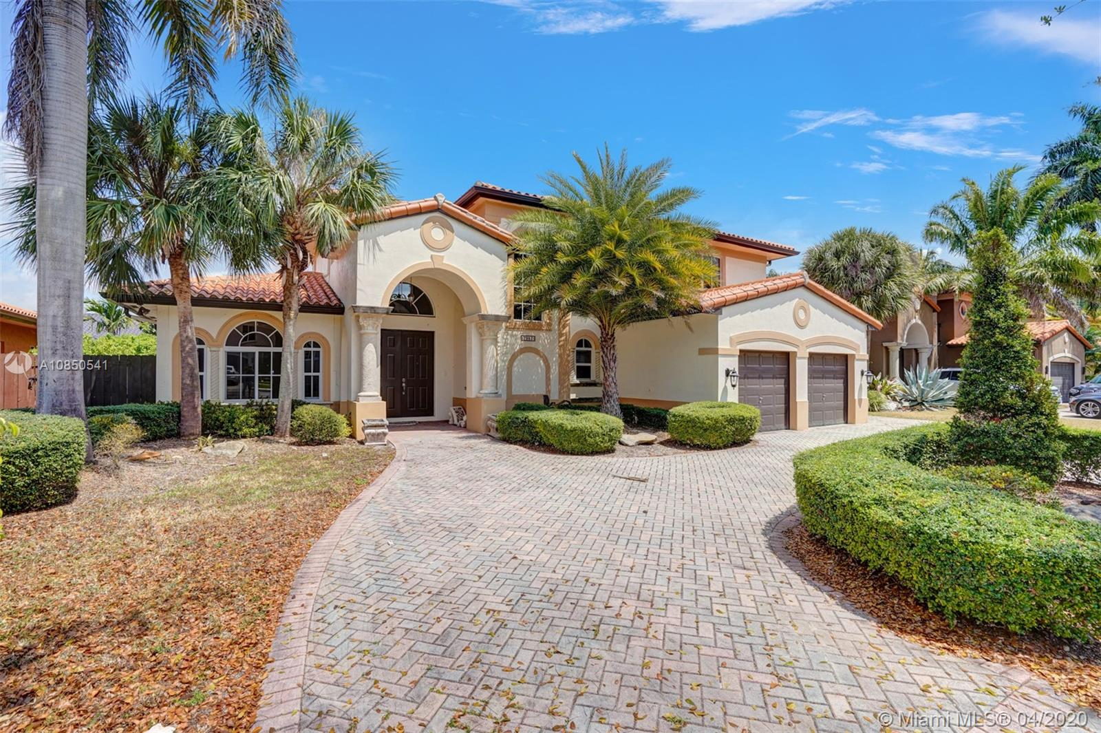 7953 NW 161st Ter  For Sale A10850541, FL