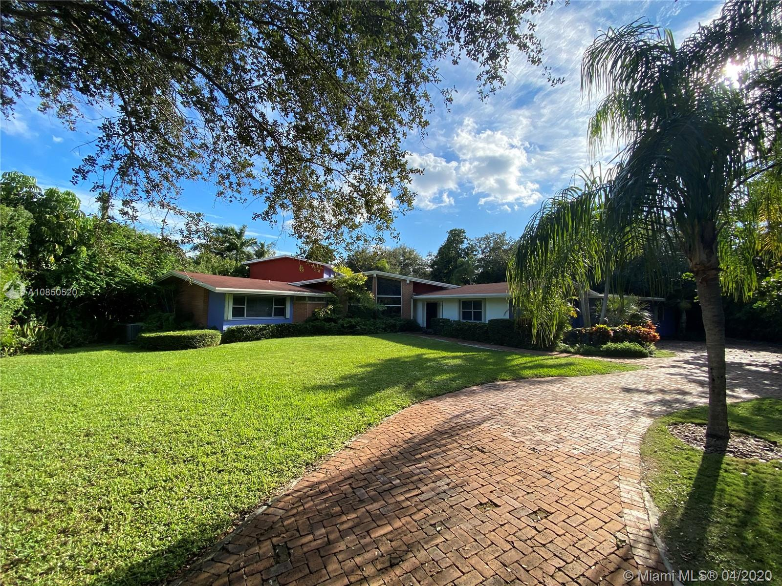 6000 SW 120th St  For Sale A10850520, FL