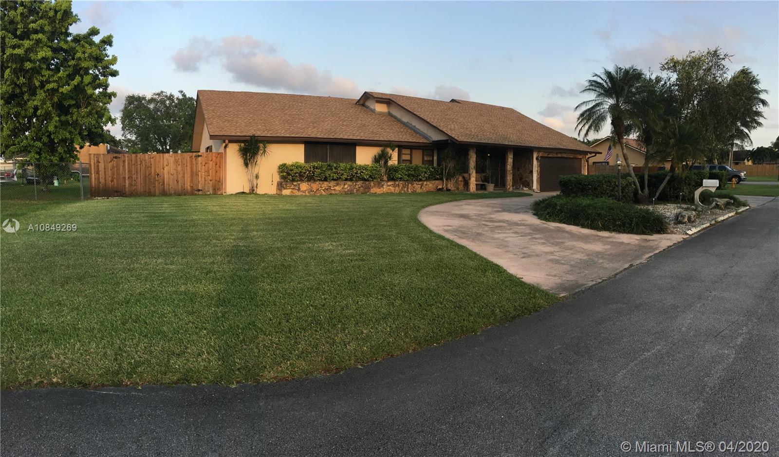 28461 SW 163rd Ave  For Sale A10849269, FL