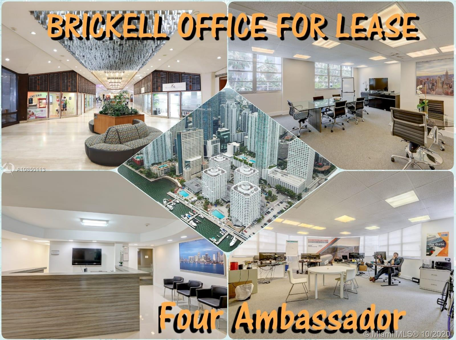 825  BRICKELL BAY DR #246-3 For Sale A10850113, FL