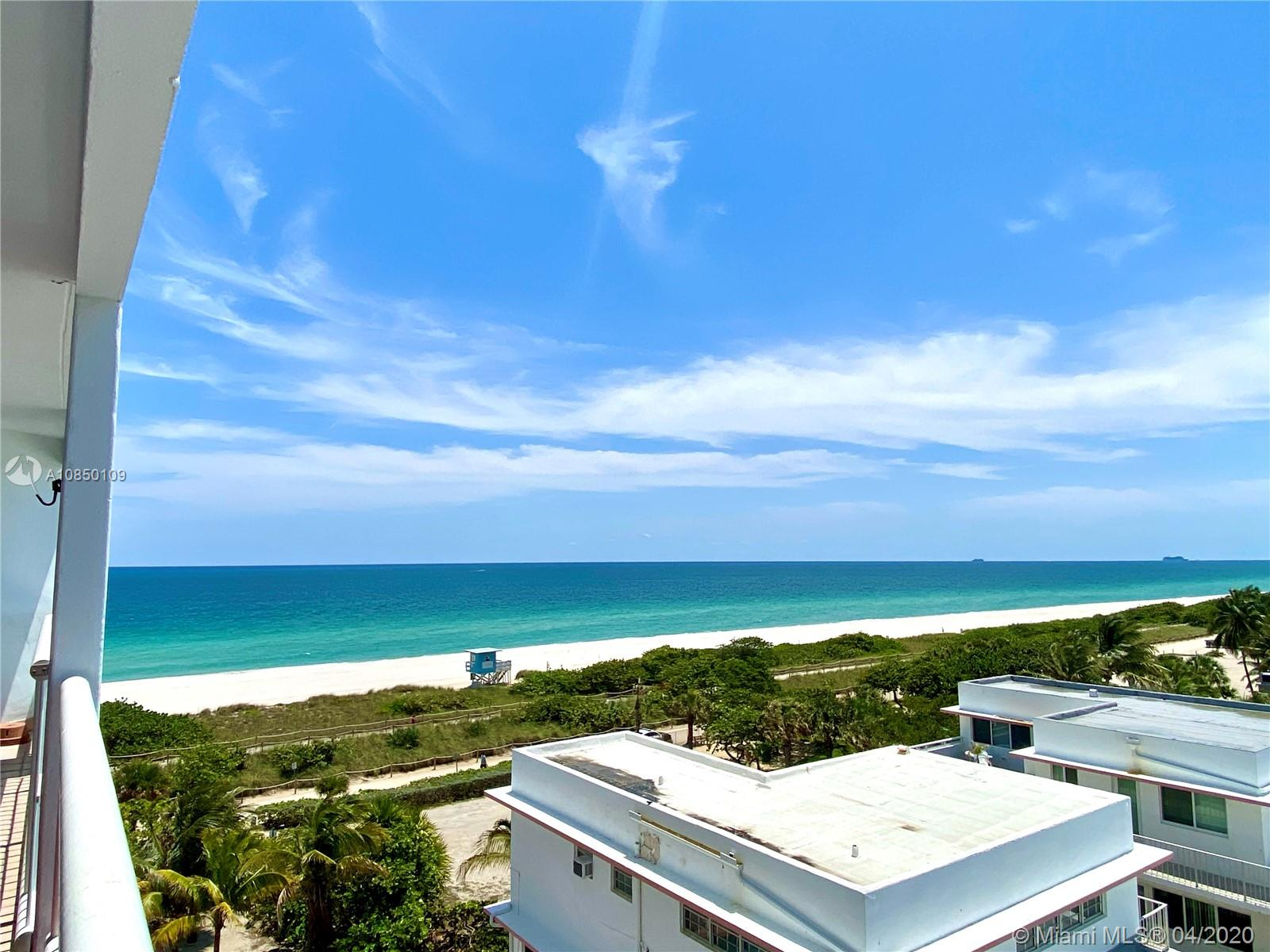 9341  Collins Ave #503 For Sale A10850109, FL