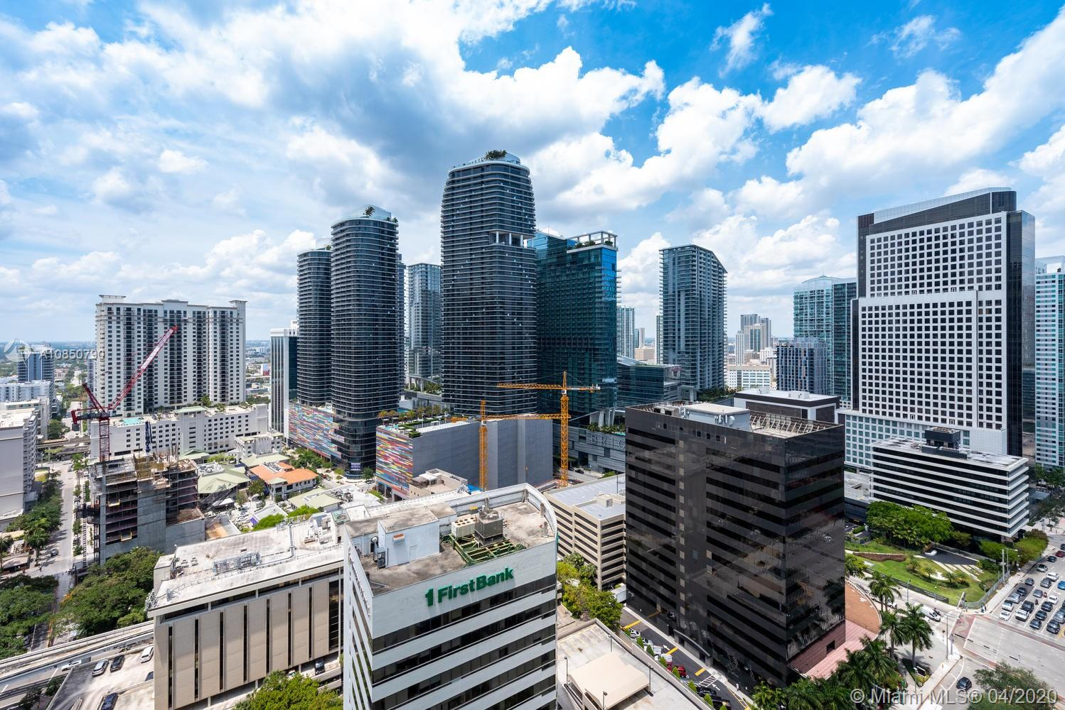 951  Brickell Ave #2907 For Sale A10850790, FL