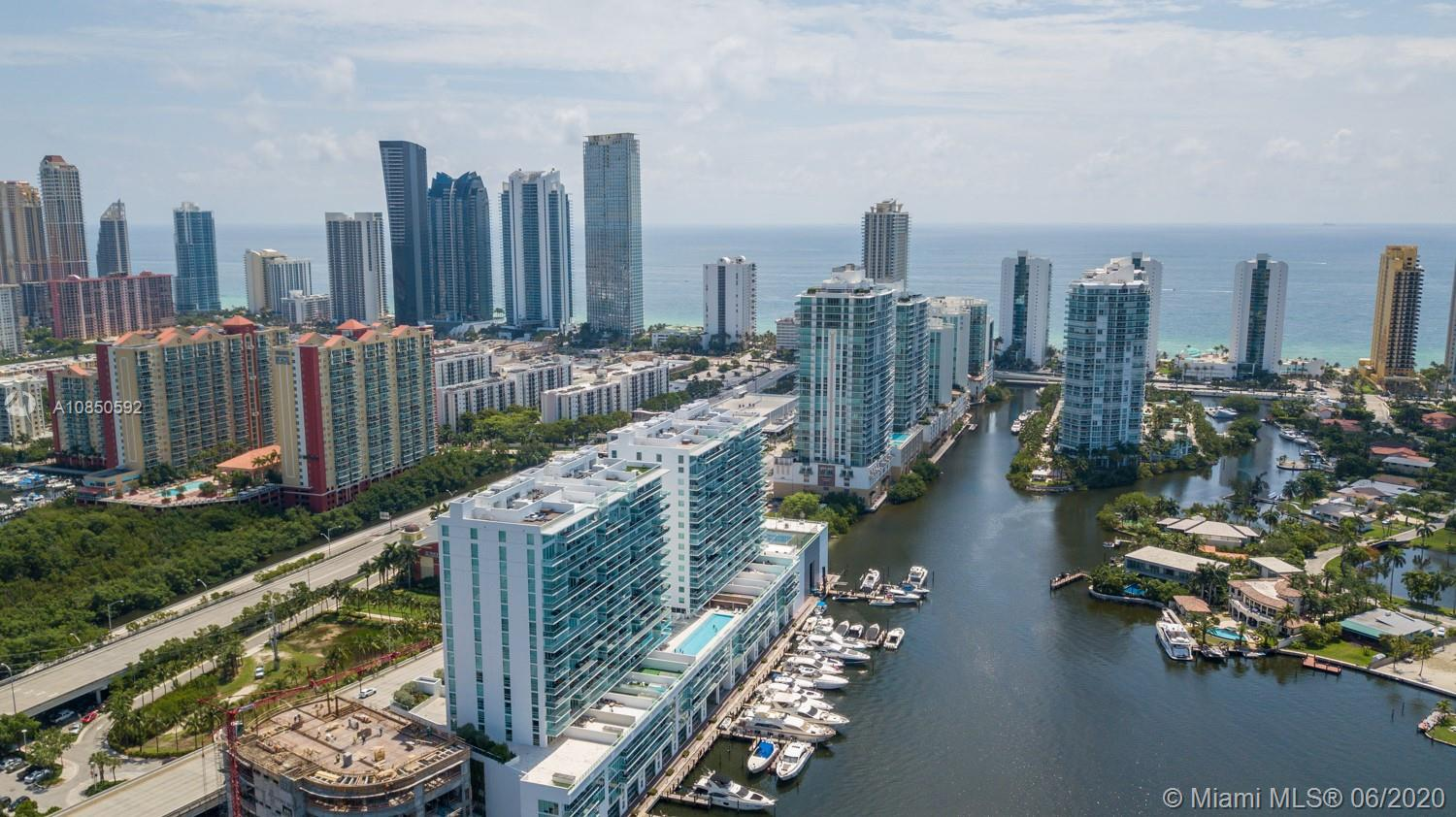 400  Sunny Isles Blvd #1721 For Sale A10850592, FL