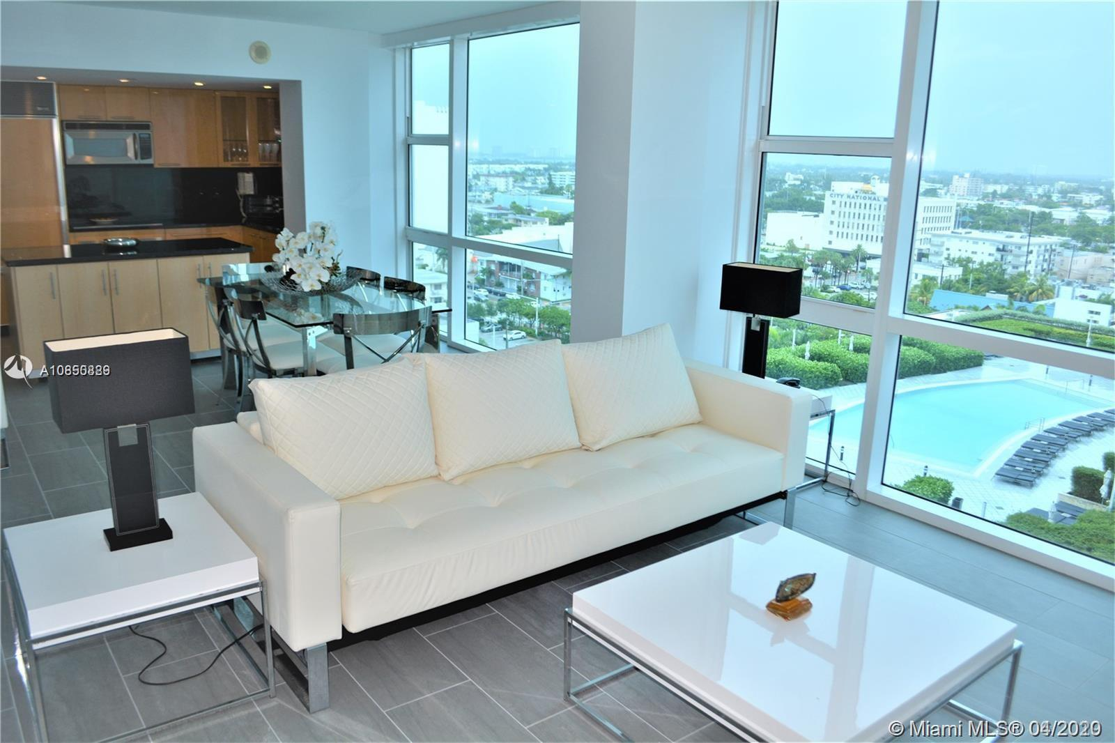 6801  Collins Ave #1107 For Sale A10850889, FL