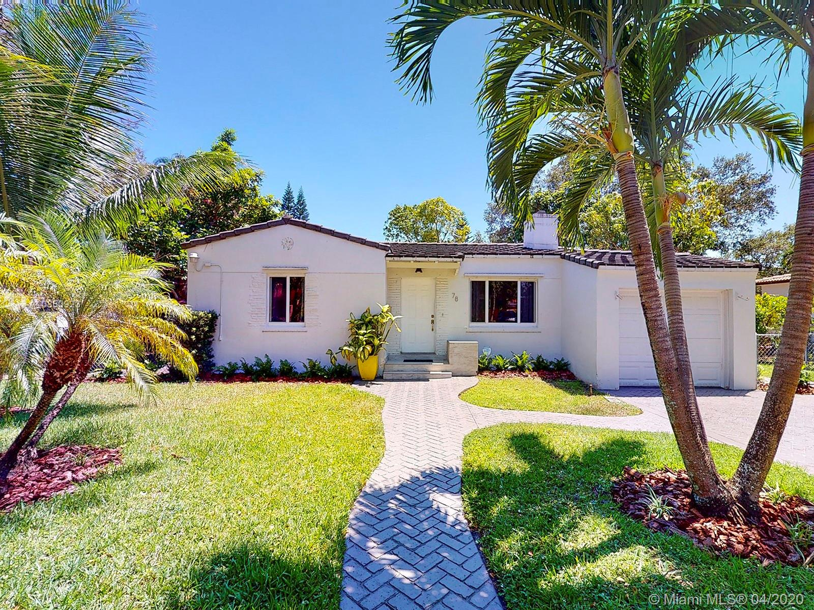 78 NW 106th St  For Sale A10850923, FL